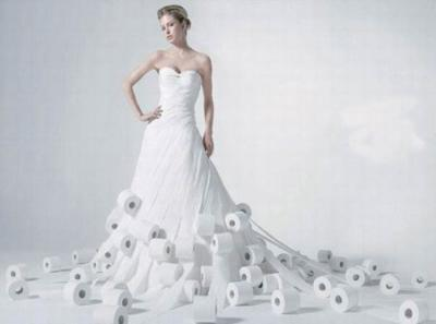 robe de mariee humour