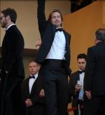 Festival de Cannes, jour 7 : Brad Pitt est arrivé !