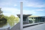 Une galerie à ciel ouvert : art, architecture et…vin !