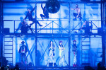 La fashion week parisienne by JP Gaultier