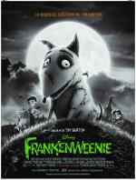 J'ai vu Frankenweenie de Tim Burton