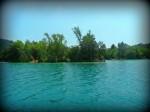Lac d'Esparron Verdon location vacances été