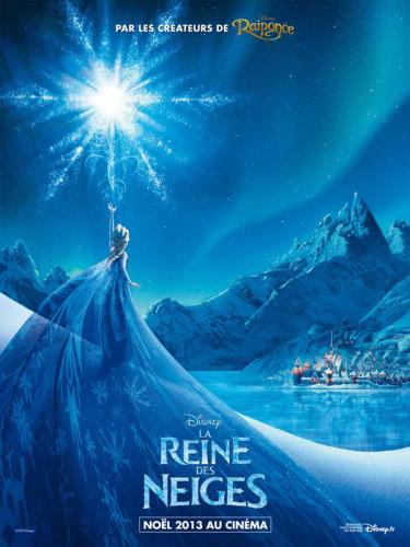Places à gagner pour La reine des neiges