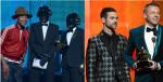 Winners Grammy Awards
