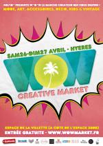 Vous aimez la mode et l'originalité ? Le W*O*W Creative Market est pour vous !