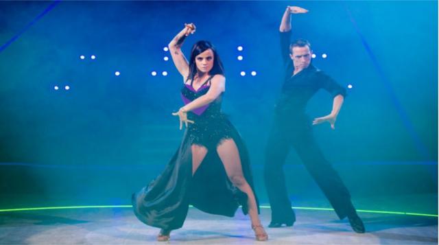 Alizée et Grégoire - Danse avec les stars