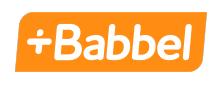 Babbel apprendre l'anglais facilement