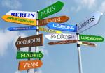 Voyage apprendre l'anglais