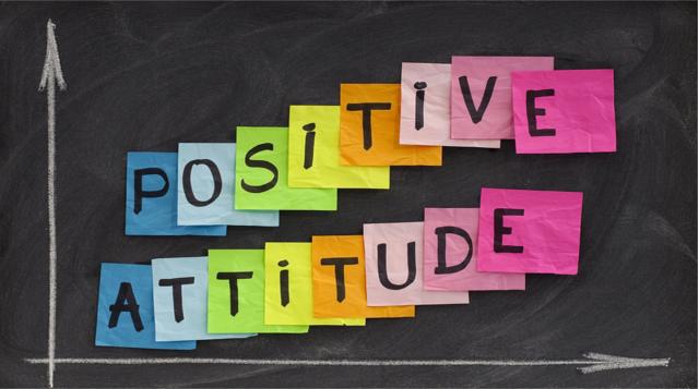 positive attitude - les lois de l'attraction