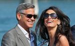Mariage George Clooney Amal Alamiddins - mariage george clooney venise
