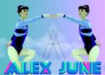 Alex june big-bang