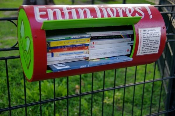 enfin livres ! aix - boîtes à livres aix en provence