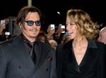 Johnny Depp et Amber Heard à Londres - charlie mortdecai