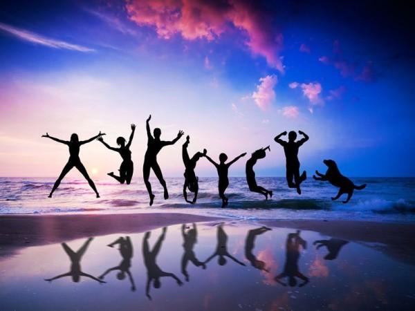 heureux ensemble - happy together - savoir écouter les autres - être à l'écoute - amitié