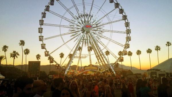 Coachella 2015 - mode Coachella - festival Coachella 2015 - Coachella stars