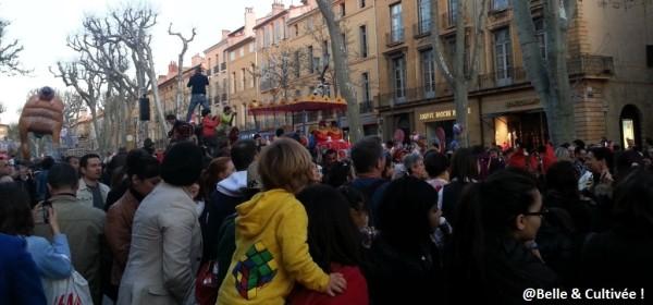Little Nemo Plasticiens Volants - Carnaval Aix en Provence - carnaval 2015