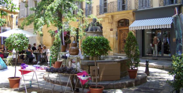 aix en provence - aix en provence ville d'eau ville d'art - aix en provence météo - aix en provence toutisme - aix en provence immobilier