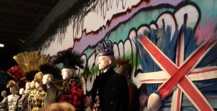 Expo Jean-Paul Gaultier punk - Expo Jean-Paul Gaultier paris - Expo Jean-Paul Gaultier grand palais