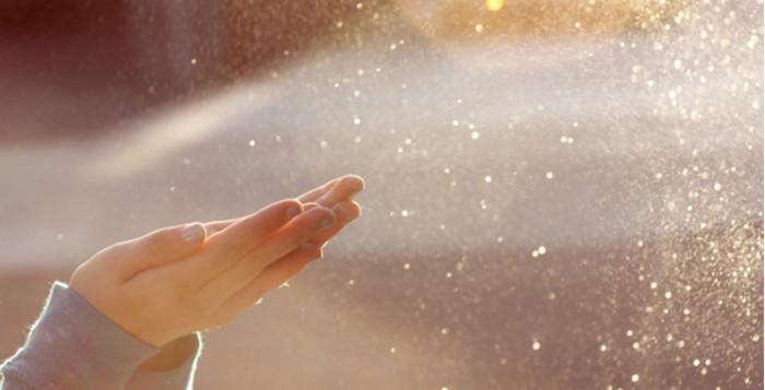 être généreux - bonheur - sérénité - joie