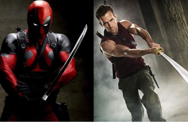 Ryan Reynolds Deadpool - Ryan Reynolds blake lively - Ryan Reynolds Deadpool bande annonce