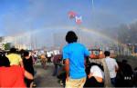 drapeau arc-en-ciel lgbt - drapeau arc-en-ciel homosexuels - drapeau arc-en-ciel gay pride - arc-en-ciel gay pride turquie