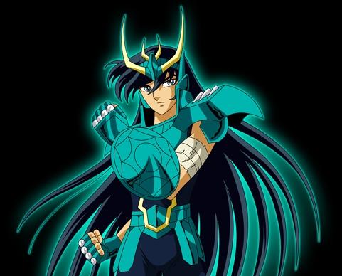 Shiryu chevalier du zodiaque