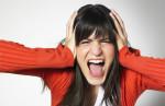 crise de nerf, crise de colère