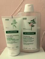 Beauté > J'ai testé le shampooing volumateur au lait d'amande de Klorane