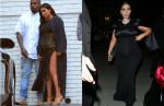 kim kardashian CFDA Vogue Fund L.A. Runway Show, kim kardashian anniversaire, kim kardashian enceinte