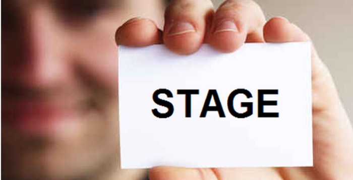 stage, abus de stage