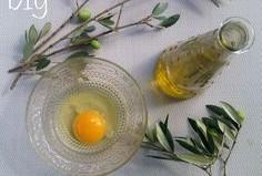 masque capillaire, huile d'olive cheveux